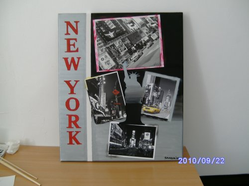 1er tableau home deco new york blog de sandscrap26 - Tableau deco new york ...