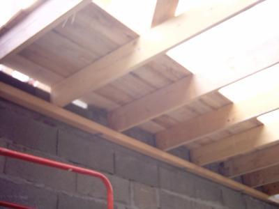 Plancher Du Grenier Construction De Notre Maison
